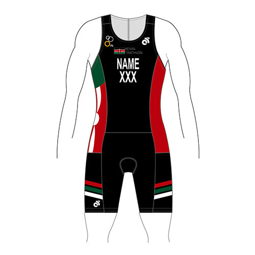 Kenya Triathlon Tri Suit