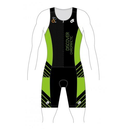 Discover Chiropractic Tech Tri Suit