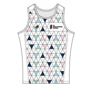 Abu Dhabi Performance Lite Run Singlet 2020