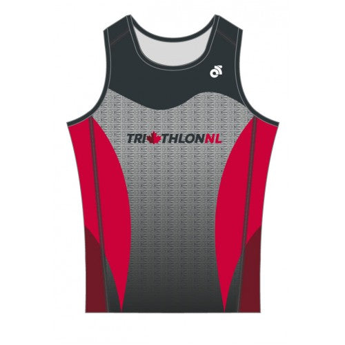 Triathlon NL Performance Run Singlet