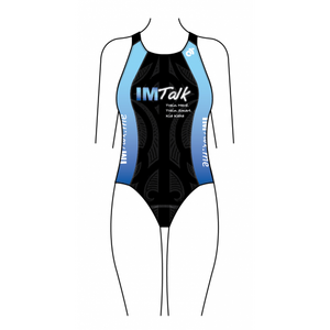 Camp IMTALK Women's Apex Swimsuit