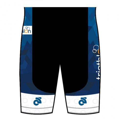 ITU Blue Cycling Short