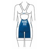 ITU Blue Women's Apex Tri Suit