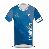 ITU Blue Run Top