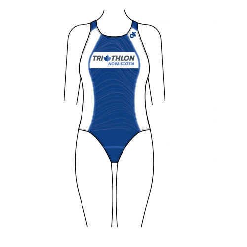 Tri Nova Scotia Performance Tri Swimsuit
