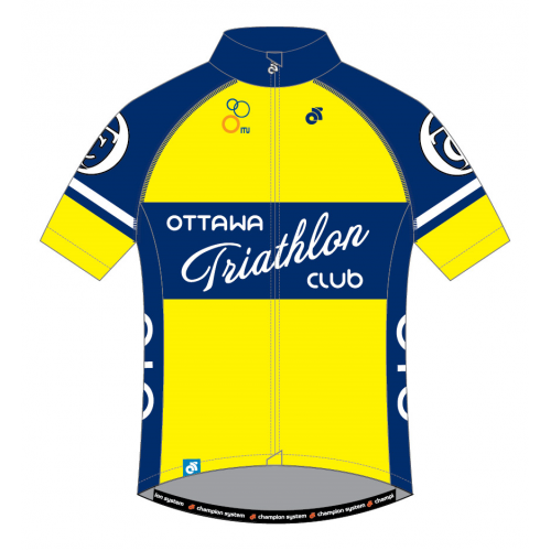 OTC Tech Pro Jersey (Yellow)