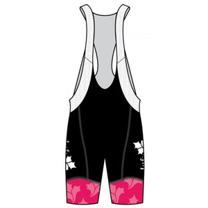 Saskia Says Performance  Bib Shorts Pink