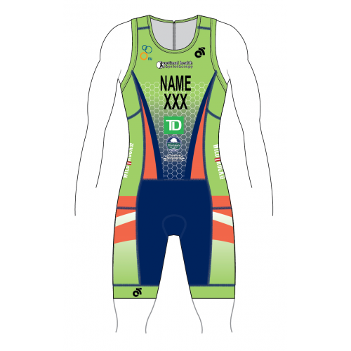 Peterborough Pirates Performance Tri Suit 2019 - A