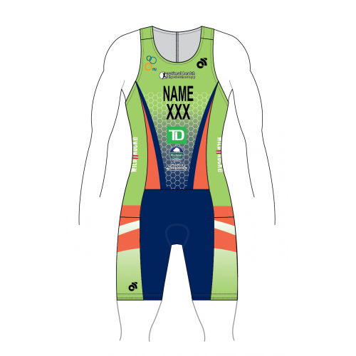 Peterborough Pirates Tech Tri Suit Kids 2019 - A