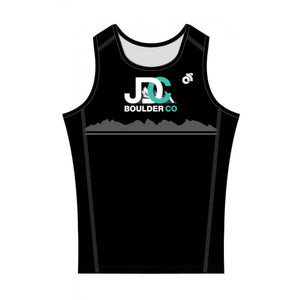JDC Performance Run Singlet