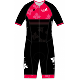 Saskia Says Performance Aero Tri Suit Pink