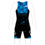 Saskia Says Tech Tri Suit Blue