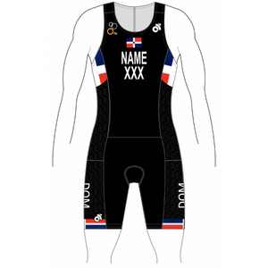 Dominican Republic World Inspired Tri Suit