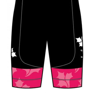 Saskia Says Performance Cycling Shorts Pink