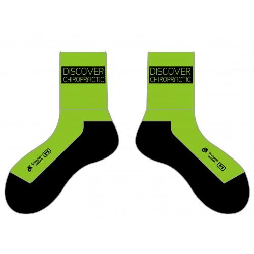 Discover Chiropractic Socks - 3 pair pack