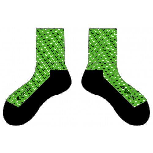 GroWings Socks 3 Pack 4''