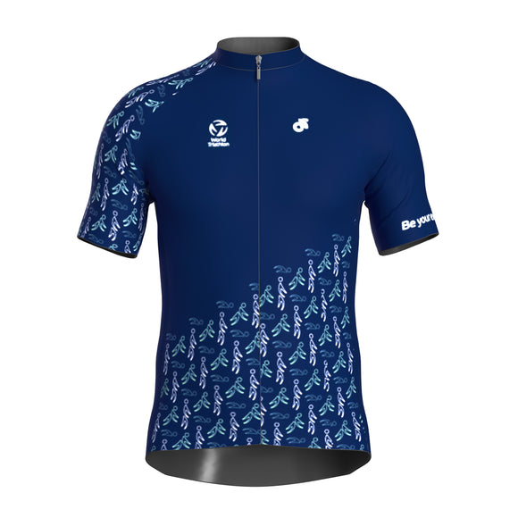 World Triathlon Tech Cycling Jersey