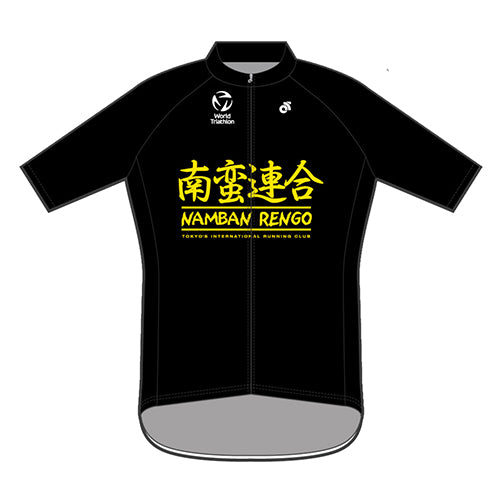 Namban Tech+ Cycling Jersey Black