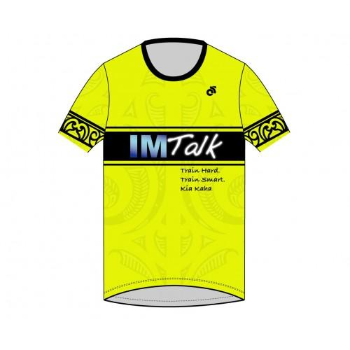 Camp IMTALK Lumo Performance Run Top