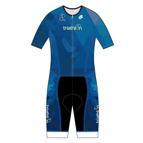 ITU Blue Performance Aero Suit