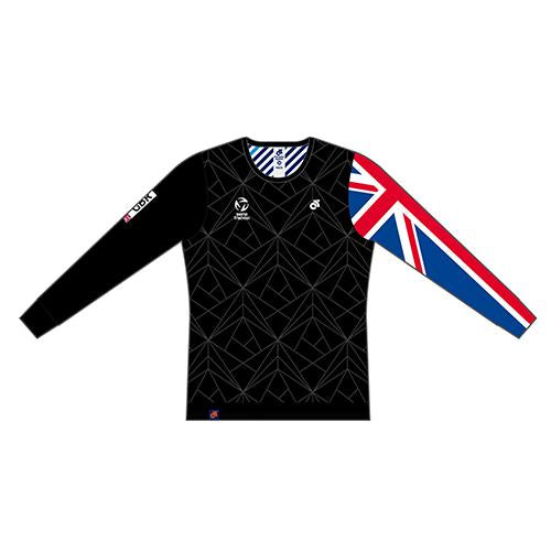 Great Britain Tech Long Sleeve Tee