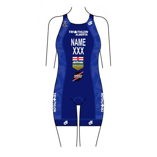 Speed Revolution Women's Specific APEX Tri Suit