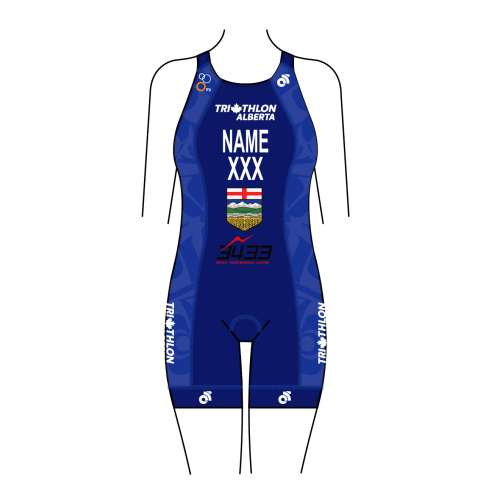 3433 Women's Specific APEX Tri Suit