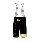 Gold Tech Bib Shorts