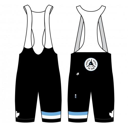 Pacific Spirit Tech Bib Shorts