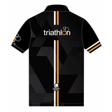 ITU Tech Polo Black
