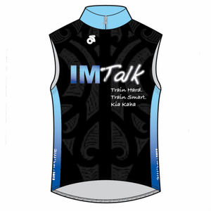 Camp IMTALK Performance Wind Vest
