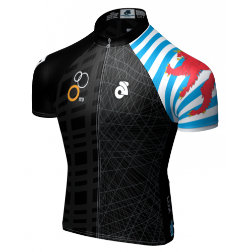 Luxembourg World Cycling Jersey
