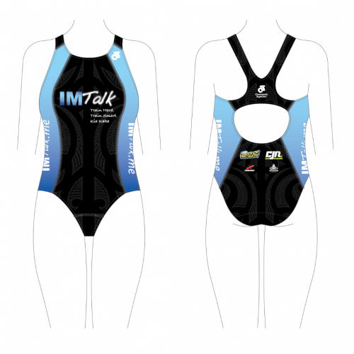 IMTalk Women's Swimsuit