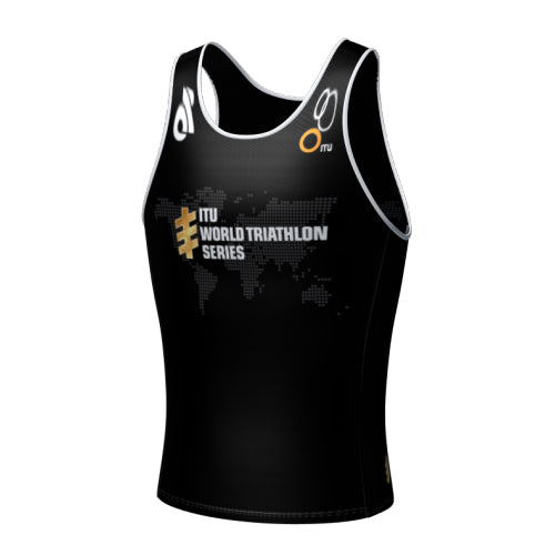 Gold Performance Run Singlet