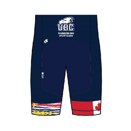 UBC Tech Cycling Shorts