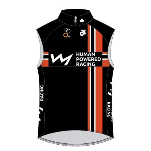 HPR Tech Wind Vest Black