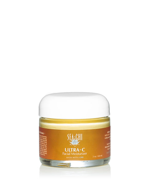 Ultra C Facial Moisturizer with Rose Hips – 2oz / 60ml (glass jar)