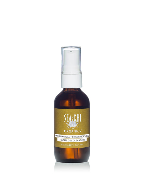 Wild Harvest Frankincense Facial Gel Cleanser