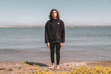 Load image into Gallery viewer, SurfCheck Hoodie in BLACK