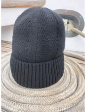 Load image into Gallery viewer, Surf-fur Beenie in Navy blue
