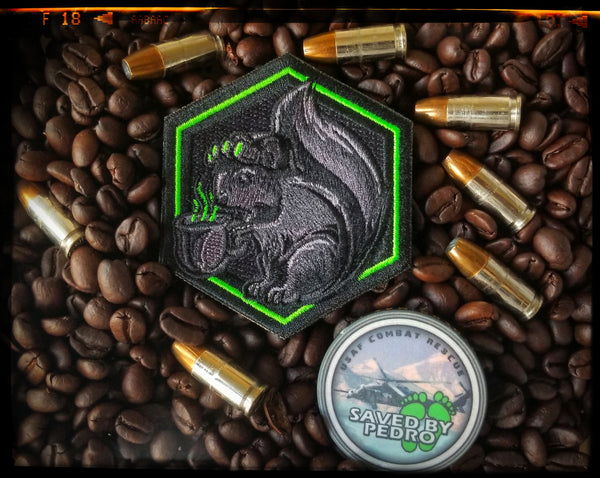Secret Squirrel Coffee Operator: Toxic
