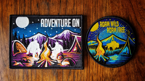 Adventure 2-pack LIMIT 2 OF EACH PATCH TOTAL PER HOUSEHOLD