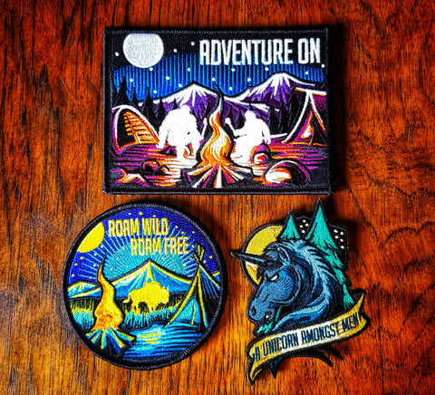 Adventure 3-pack LIMIT 1 PER HOUSEHOLD/1 UNICORN TOTAL
