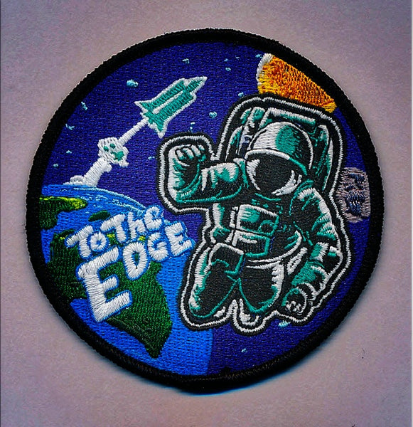 """To the Edge"" V2 Spaceman patch COMING SOON"