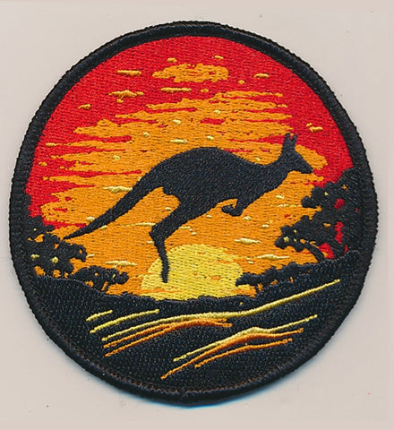 Australian Charity Patch ***PREORDER shipping mid-late February