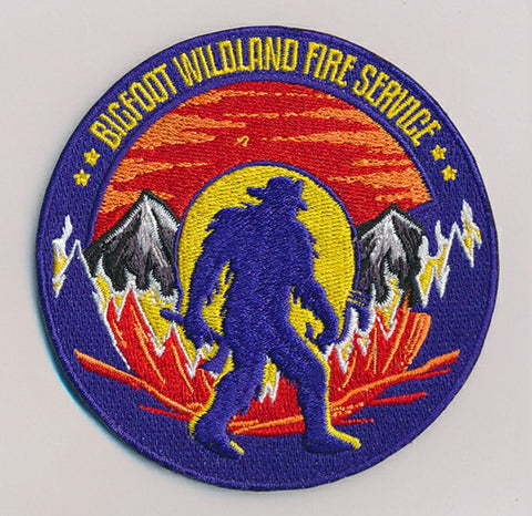 Bigfoot Wildland Fire Service PREORDER(do not order with other items)