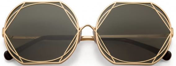 Wildfox Regency Gold