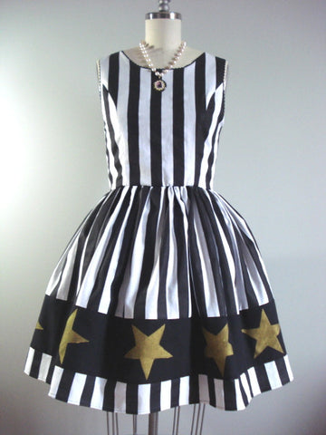 Beetlejuice and Jack Party Dress