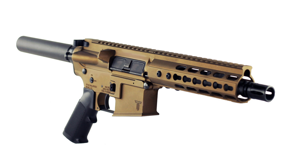 Titan Ballistics Single Shot AR15 Pistol- 5.56mm-