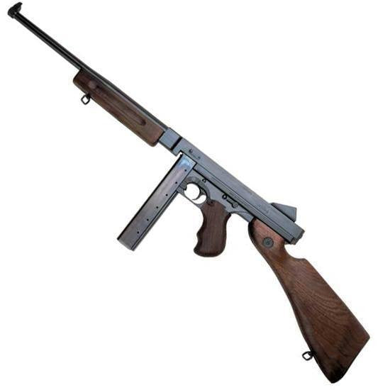 "Auto-Ordnance Thompson M1 Lightweight 16.5"" .45ACP"